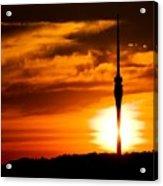 Kiss Of Morning Sun Acrylic Print