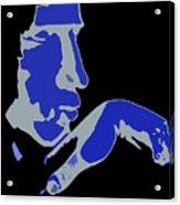 Kiss Of The Blues Acrylic Print