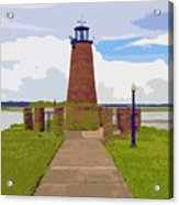 Kissimmee Lighthouse Acrylic Print