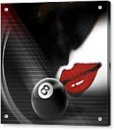 Kissshot2 Acrylic Print