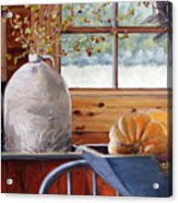 Kitchen Scene Acrylic Print