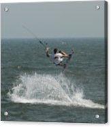 Kite Surfing 15 Acrylic Print
