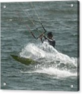 Kite Surfing 21 Acrylic Print