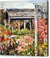 Klehm Arboretum I Acrylic Print