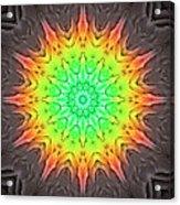 Klidanature Sun  Acrylic Print