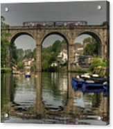 Knaresborough Viaduct Acrylic Print
