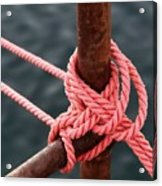 Knot On My Warf IIi Acrylic Print