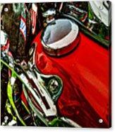 Knucklehead 037 Acrylic Print