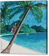 Ko Phuket Acrylic Print