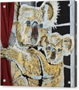 Koalas Acrylic Print