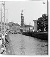 Kobenhavn Kanal Acrylic Print