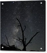 Kodachrome Basin Night Sky 2957 Acrylic Print