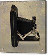 Kodak A 116 Folding Bellows Camera 1921 Acrylic Print