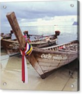 Koh Phi Phi Acrylic Print