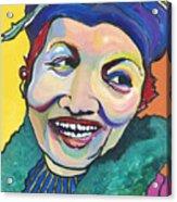 Koko Vivienne Acrylic Print