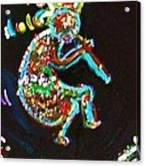 Kokopelli Magic I Acrylic Print