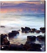 Koloa Sunrise Acrylic Print
