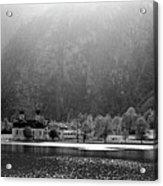 Konigssee Lake And Saint Bartoloma Acrylic Print