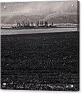 Kootenai Valley Farm Acrylic Print