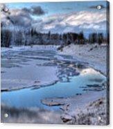 Kootenai Wildlife Refuge 1 Acrylic Print