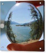 Kootenay Dream Acrylic Print