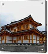 korean style house II Acrylic Print