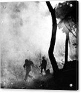 Korean War: Combat, 1951 Acrylic Print