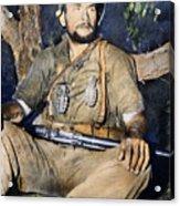 Korean War: G.i., 1950 Acrylic Print