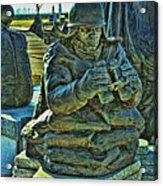 Korean War Memorial 2 Acrylic Print