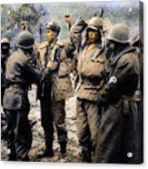 Korean War: Prisoners Acrylic Print