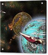 10114 Starfighters Acrylic Print