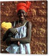 Koundou Gina 1986 Acrylic Print