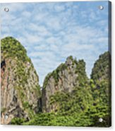 Krabi, Thailand Acrylic Print