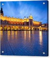 krakow 'IV Acrylic Print