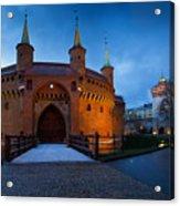 krakow 'IX Acrylic Print