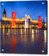 krakow 'XIII Acrylic Print