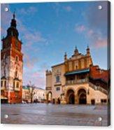 krakow 'XVIII Acrylic Print