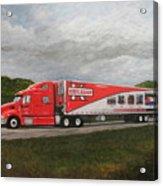 Kreilkamp Truck Acrylic Print