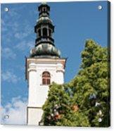 Krems Dom Der Wachau Acrylic Print