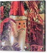 Kringle Jingle Acrylic Print