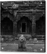 Krishna Devi Temple Acrylic Print
