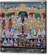 Krishna Marriage  Acrylic Print