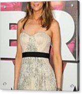 Kristen Wiig At Arrivals Acrylic Print by Everett