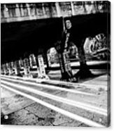Krog Street Bridge Acrylic Print