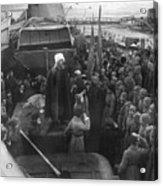 Kronstadt Mutiny, 1921 Acrylic Print