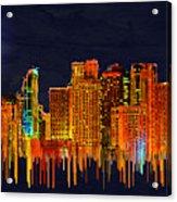 Kuala Lumpur Acrylic Print