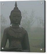 Kuan Yin Bodhisattva Guanyin Goddess Of Mercy Acrylic Print