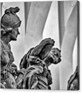 Kuks Statues - Czechia Acrylic Print