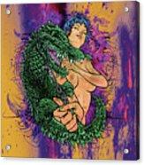 Kundalini Master Acrylic Print