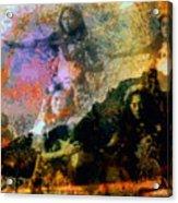 Kupua Hula Acrylic Print